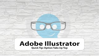 Basic Adobe Illustrator #2 - Overview Of Top Tabs