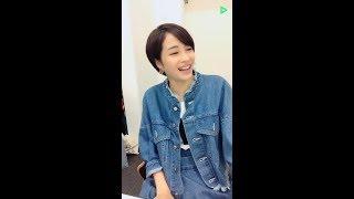 広瀬すず LINE LIVE VOL.31 広瀬すず 動画 18