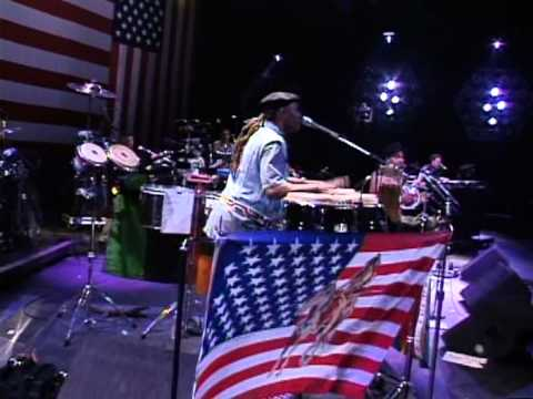 The Neville Brothers - Hey Pocky Way (Live at Farm Aid 1994)