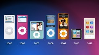 History of the iPod nano
