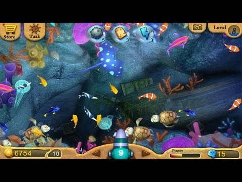 Fishing Diary Android Gameplay