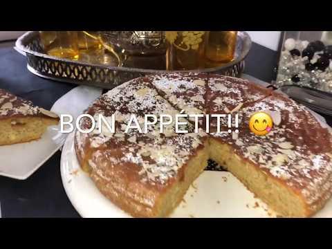 recette-:gâteau-moelleux-au-amandes-(-sans-farine)