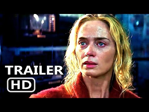 A QUIET PLACE Official Full online # 2 (2018) Emily Blunt Thriller Movie HD en streaming