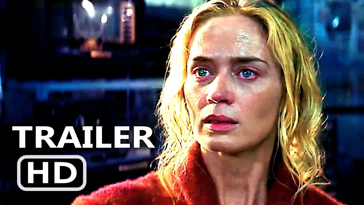 A Quiet Place Official Trailer 2 2018 Emily Blunt Thriller Movie Hd