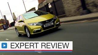 Honda Civic hatchback expert car review