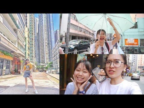 Travel Diary: Hong Kong Bound & More Food!