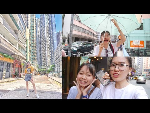 Travel Diary: Allyna Goes To Hong Kong 香港 (tram rides, polo buns)