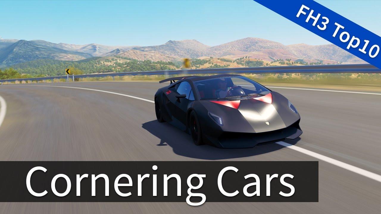 Best Cornering Cars Forza Horizon