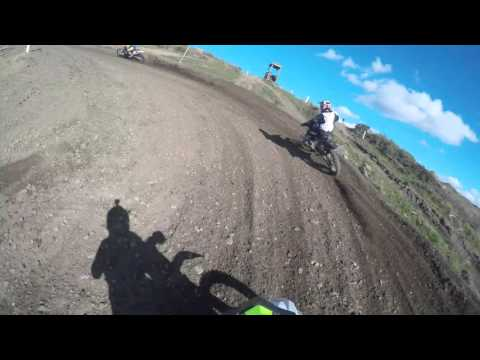 THE BULL MX TRAINING TRACK