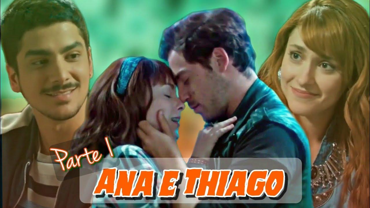 A história de Ana e Thiago [+Victor ]- Parte 1