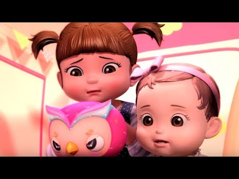 Консуни  - сборник- все серии сразу 25-32 - мультфильм для девочек