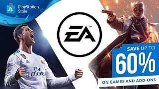 PS4 παιχνίδια κάτω από 5€ & EA Promotions | Προτάσεις Αγοράς