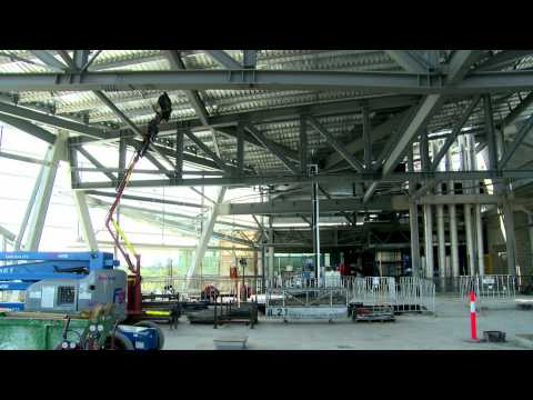 Insight into Adelaide Convention Centre' s new building