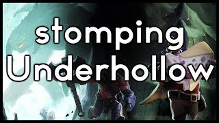 Dota 2 | WE FIGURED OUT THE STRATS!! | Baumi plays Underhollow
