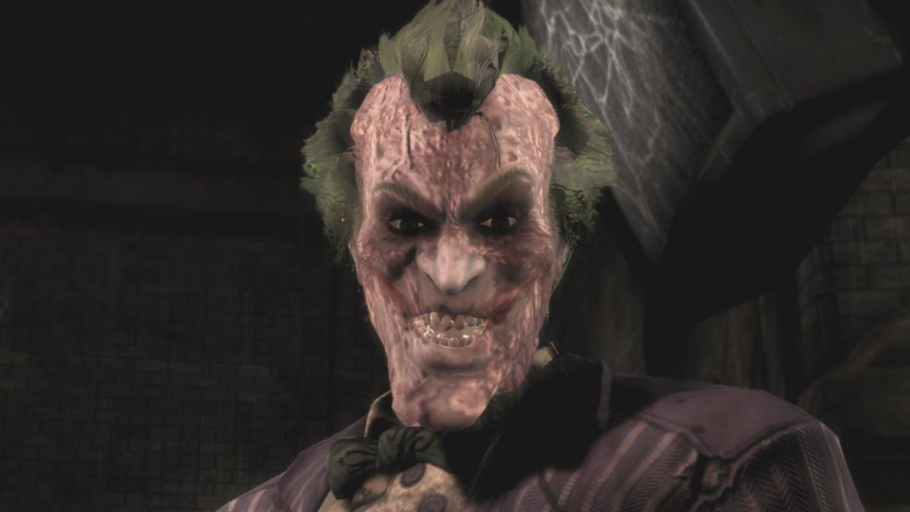 Costume joker injustice