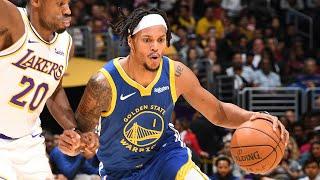 Highlights: Warriors At Lakers   10/14/19