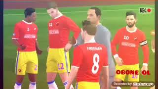 (Dream league soccer bölüm-1) klasik mac