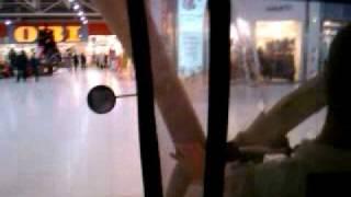 ВелоТакси в МегаПарнас, детям очень нравится