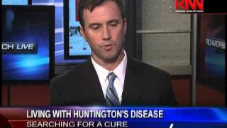 Living With Huntington's Disease - Searching for a Cure
