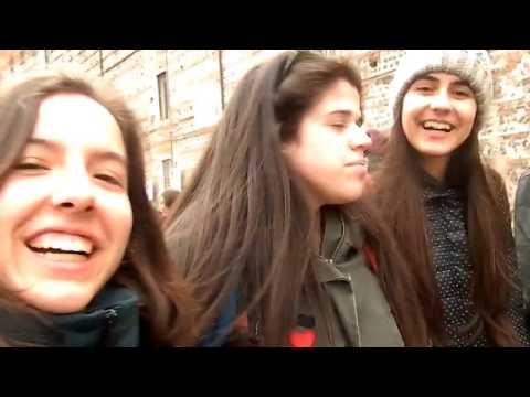 VIAJE A ITALIA 1º BACH 2016