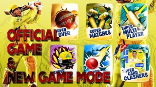 Official IPL CSK - Chennai Super Kings video game with new Cricket card game mode - Free Download screenshot 3