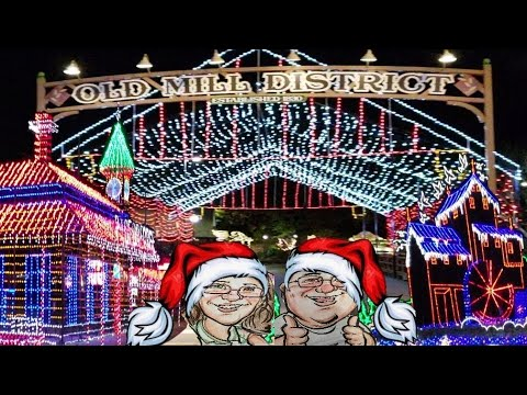 Pigeon Forge Christmas Lights 2020 Pigeon Forge Complete Christmas lights Tour 2019 / 2020 Patriot