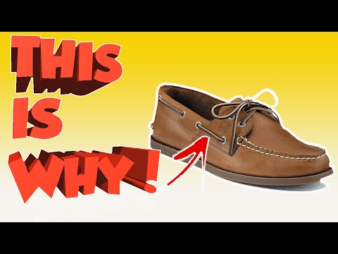 Why Boat Shoes Are So Hated (The Truth)