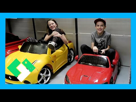 KIDS TAKE OVER TOY STORE (Day 1742)