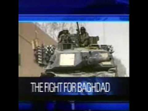 Iraq War 2: U.S. Army 3rd Infantry Division (M) Takes Baghdad By Sherman-Style Blitzkrieg 1/10