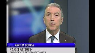 Partita Doppia - Intervista al Presidente Federmeccanica Fabio Storchi