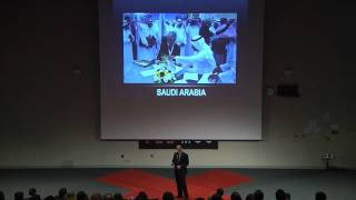 TEDxMSU 2012: Global and Local - Constantinos Coursaris