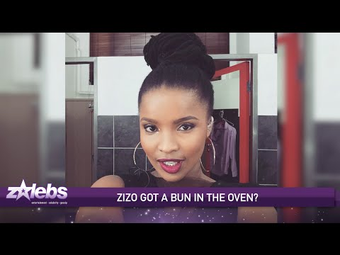 NEWS: Does Zizo Beda Have A Bun In The Oven?