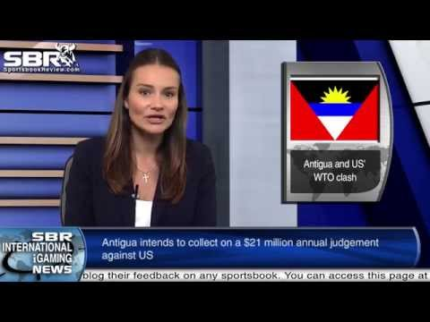 Antigua to collect $21M/yr. from US in WTO case, SBR iGaming News