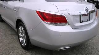 2012 Buick LaCrosse - Remote Start, Sunroof
