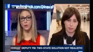 DeBrief i24news - Tzipi Hotovely