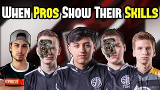 The Craziest Moments of US Nationals Final [ Best Pro Clutches and Aces ] Part 1 - Rainbow Six Siege