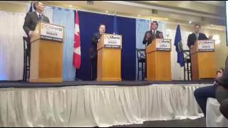Edmonton All Candidates Debate