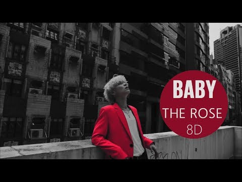 Free Download The Rose (더 로즈) - Baby [8d Use Headphone] 🎧 Mp3 dan Mp4