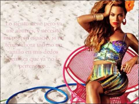 Beyoncé - Next Ex (Kick Him Out) (Subtitulos en Español)