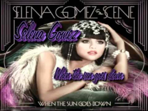 Selena Gomez - When The Sun Goes Down Album 2011(download Link)
