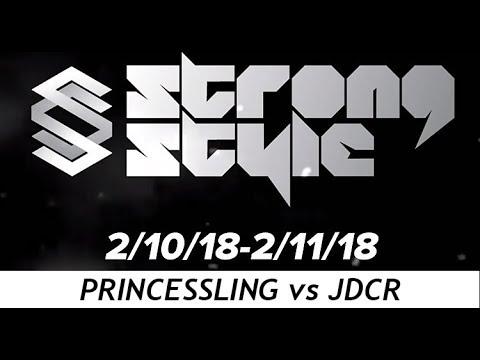 STRONGSTYLE 6 - Tekken 7 Top 8 - UYU | PrincessLing vs. EchoFox | JDCR