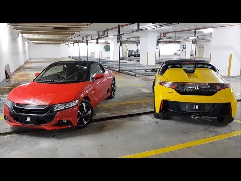 2017 Honda S660 Turbo Kei Car Full In Depth Review | EvoMalaysia com