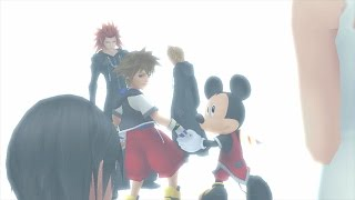 【KINGDOM HEARTS -HD 2.5 ReMIX-】TVCM「STORY」篇