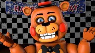 [FNAF SFM] Toy Freddy's Dare - The Vents (FNAF Dare Series Animation)