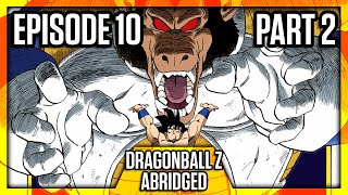 DragonBall Z Abridged Episode 10 Part 2 - TeamFourStar TFS