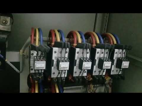 How To Check The Capacitor In Capacitor Bank English Tutorial