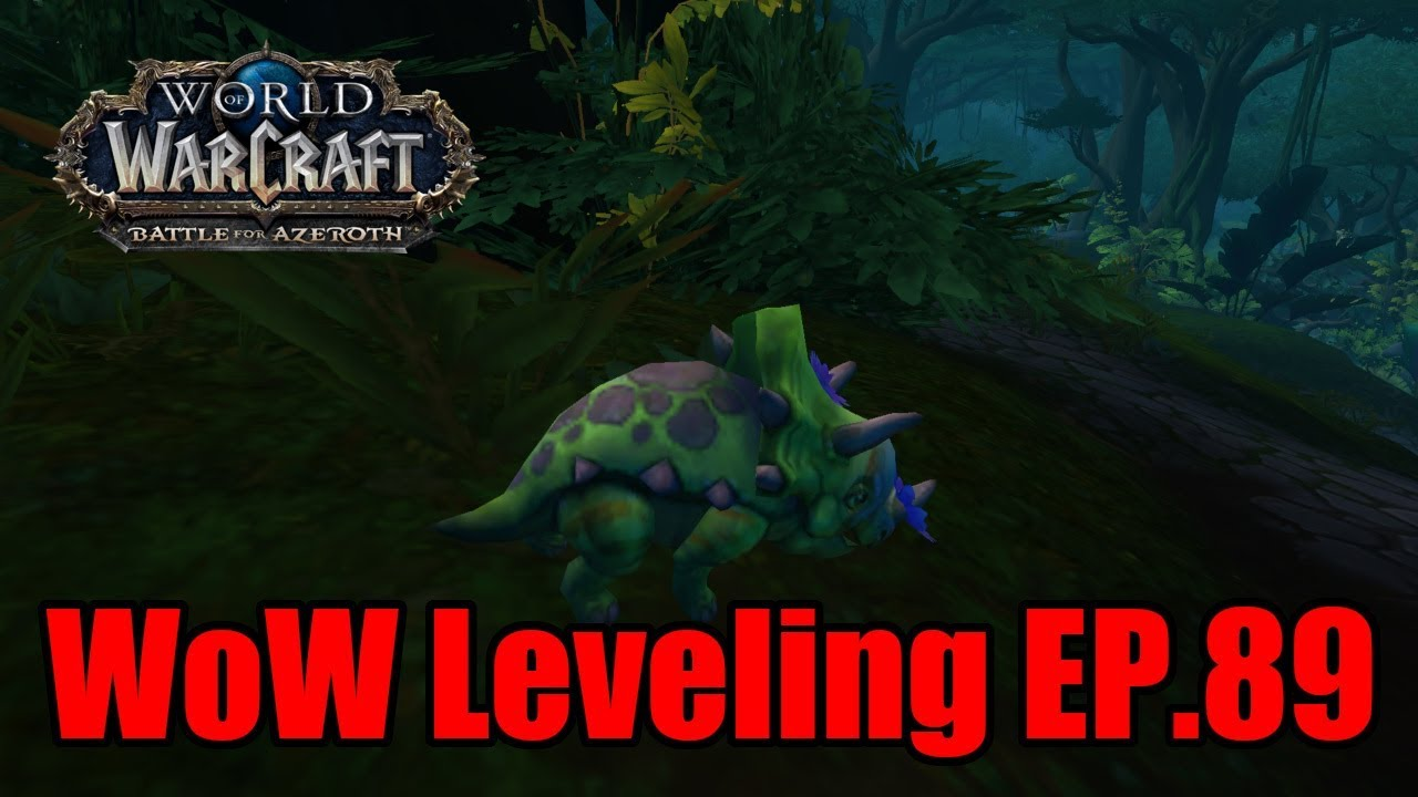 wow leveling ep 89