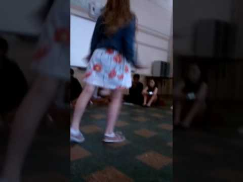 School Dance Battle With Teacher