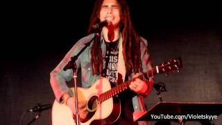"Jason Castro ""Wait"" w/ Full Band, Alameda County Fairgrounds, Ca."