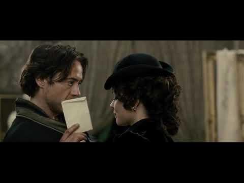 Шерлок Холмс  Игра теней Подарок для доктора Хоффманшталя